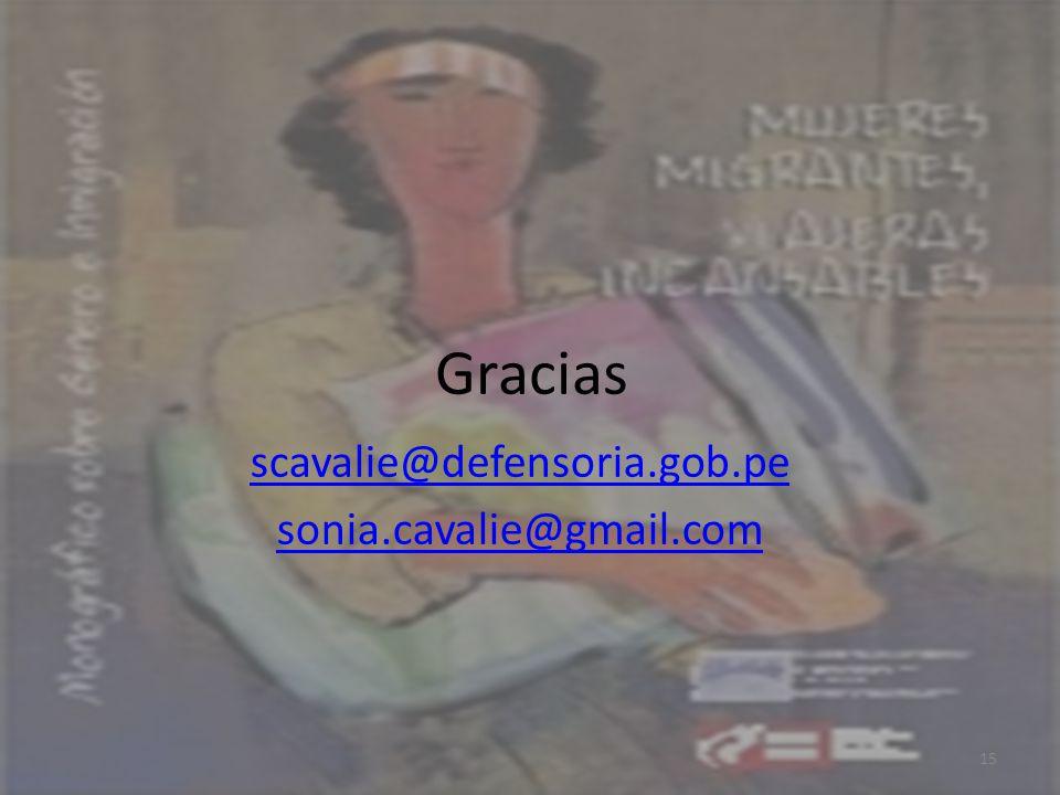 scavalie@defensoria.gob.pe sonia.cavalie@gmail.com Gracias