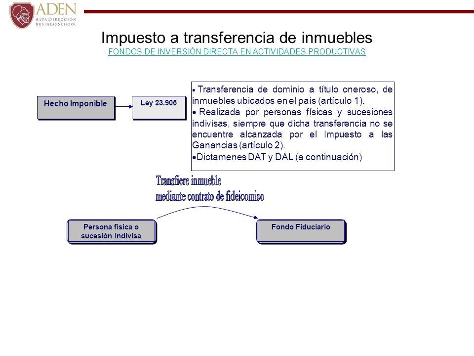 Persona física o sucesión indivisa