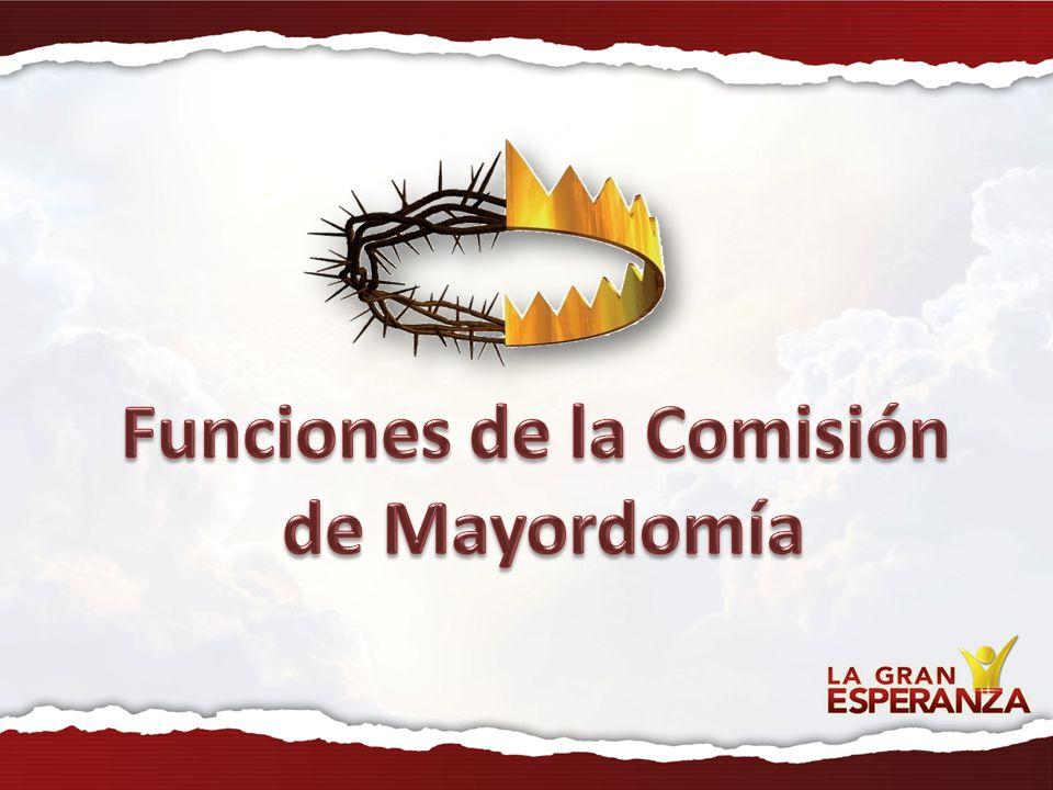 Funciones de la Comisión Funciones de la Comisión