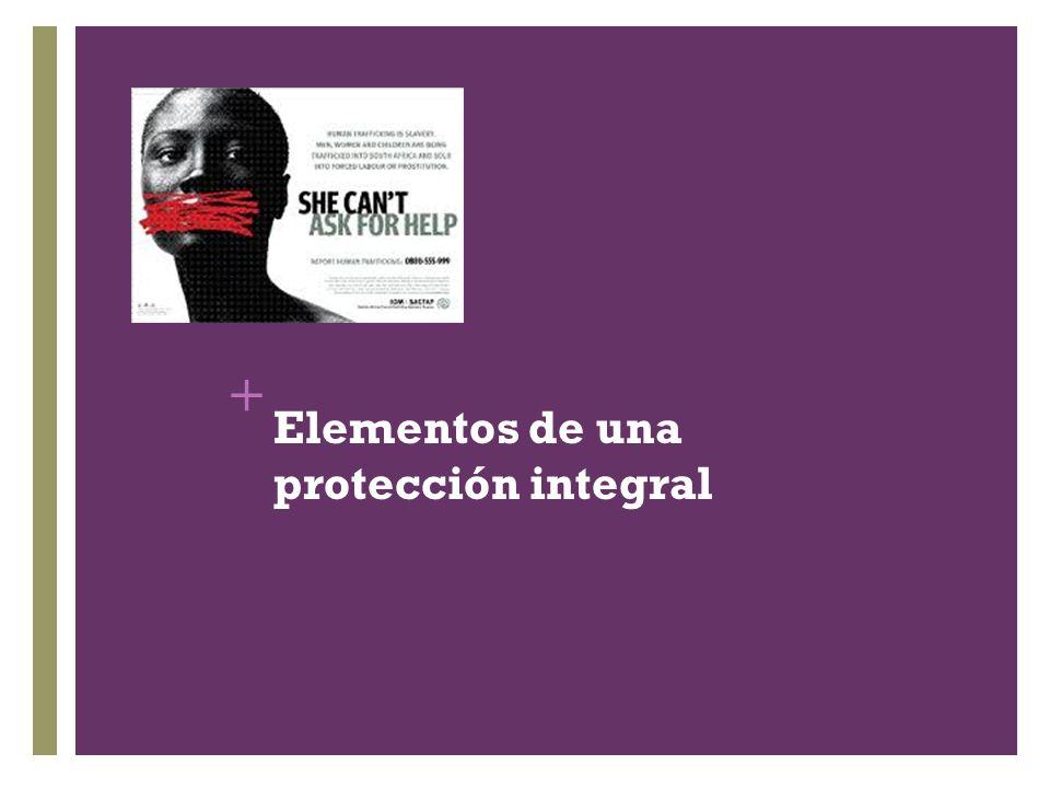 Elementos de una protección integral