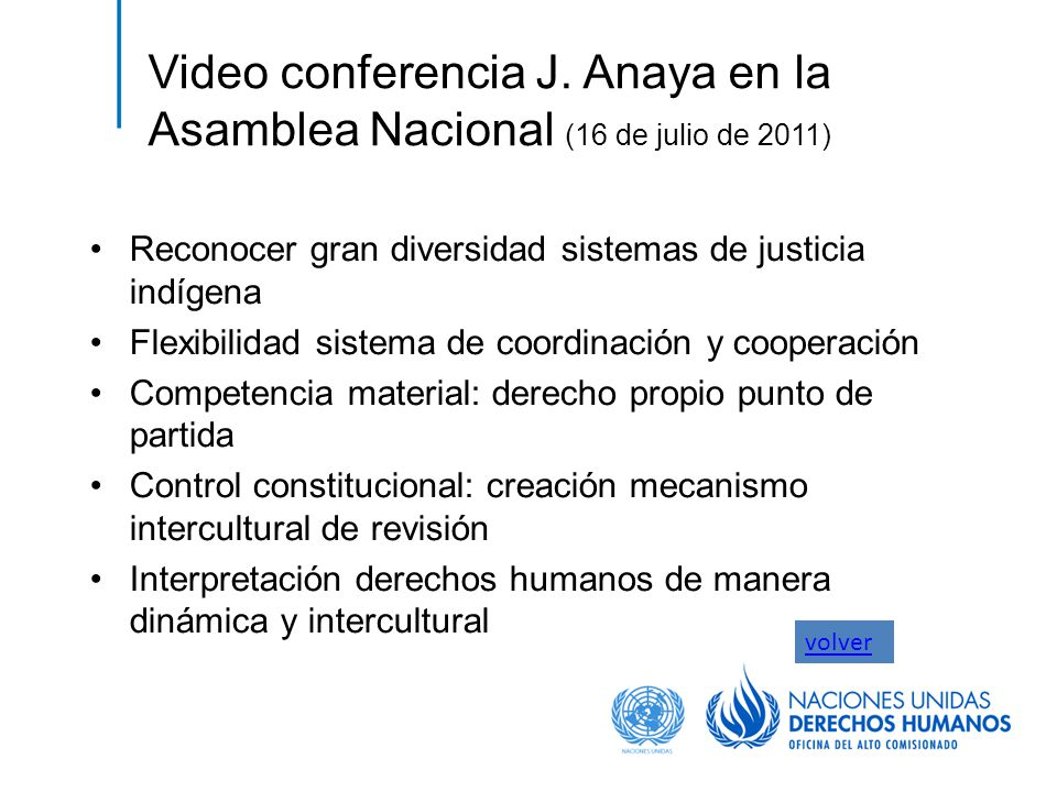 Video conferencia J. Anaya en la Asamblea Nacional (16 de julio de 2011)
