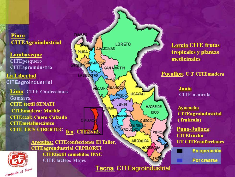 Tacna CITEagroindustrial