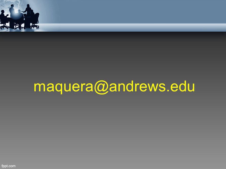 maquera@andrews.edu