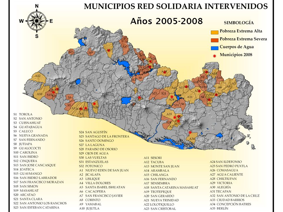 Años 2005-2008