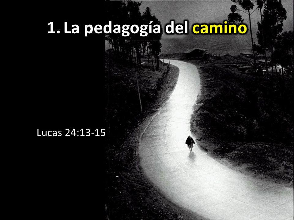 1. La pedagogía del camino