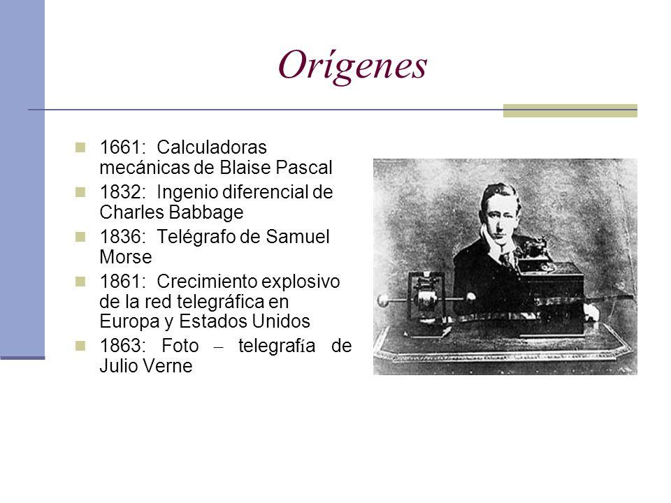 Orígenes 1661: Calculadoras mecánicas de Blaise Pascal