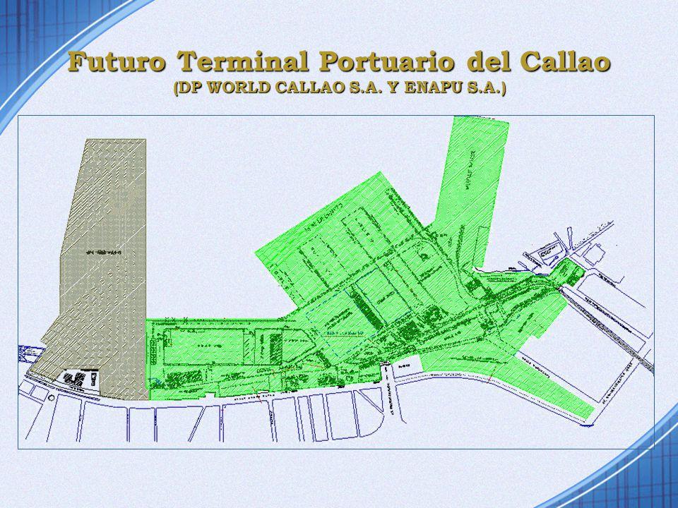 Futuro Terminal Portuario del Callao (DP WORLD CALLAO S. A. Y ENAPU S