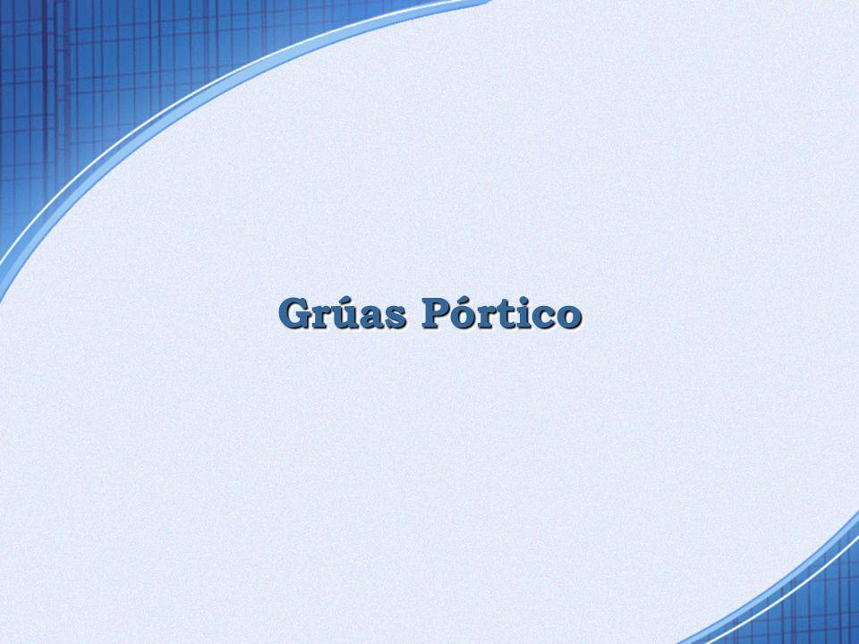 Grúas Pórtico