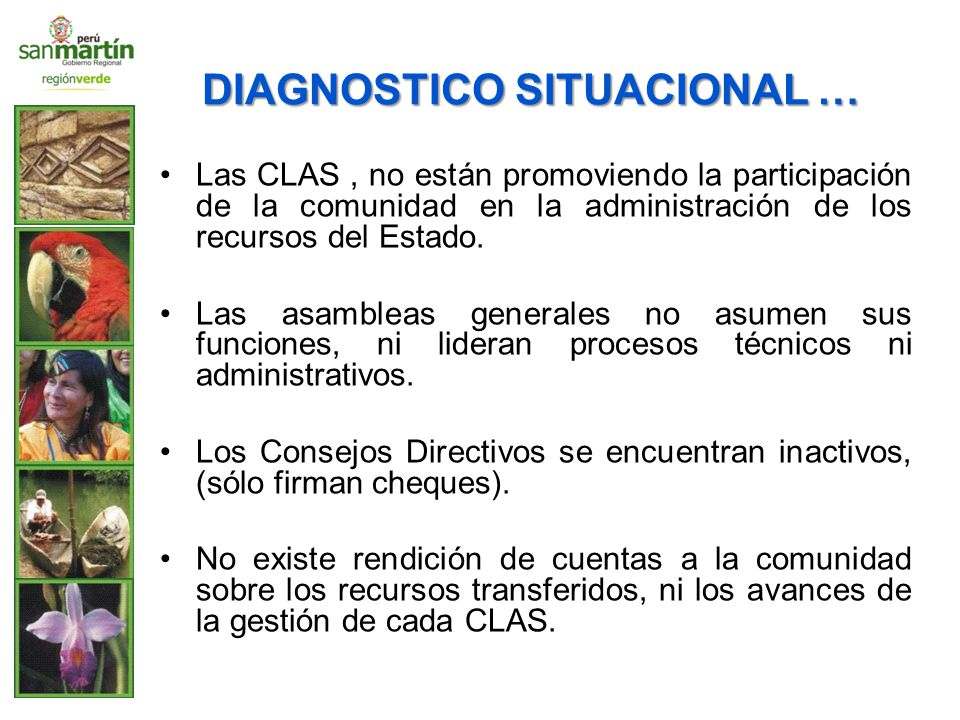 DIAGNOSTICO SITUACIONAL …