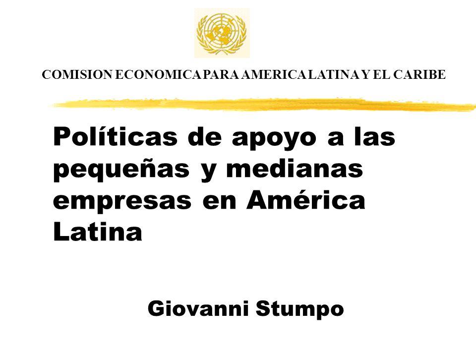 COMISION ECONOMICA PARA AMERICA LATINA Y EL CARIBE