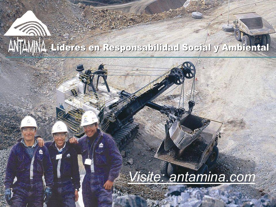 Visite: antamina.com