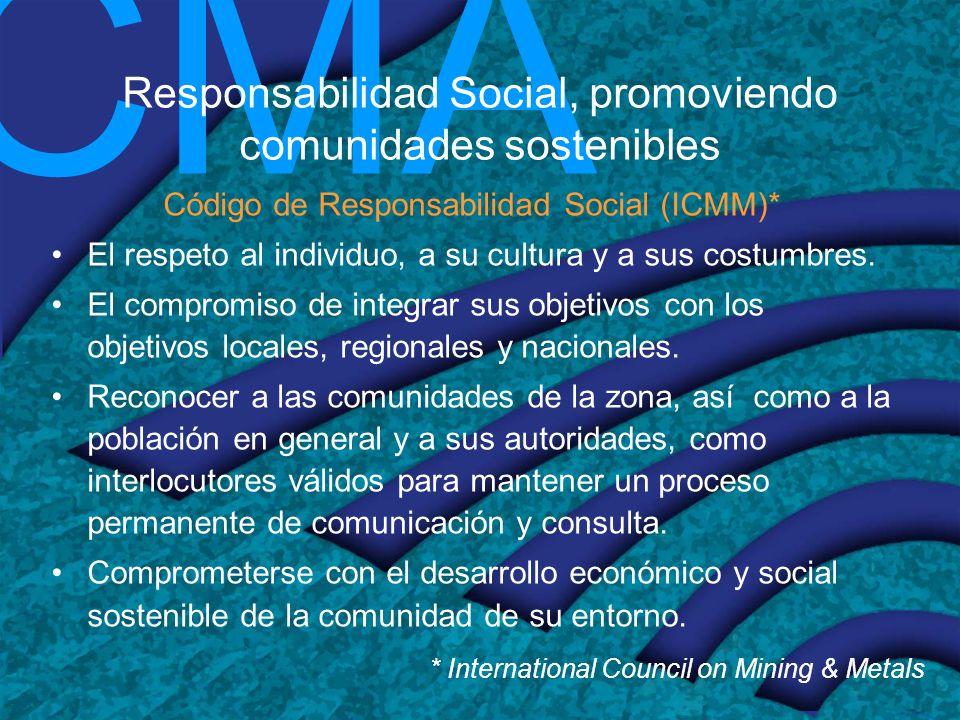 Responsabilidad Social, promoviendo comunidades sostenibles
