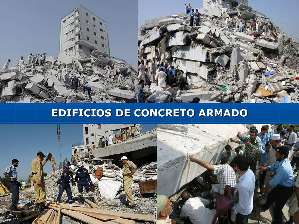 EDIFICIOS DE CONCRETO ARMADO