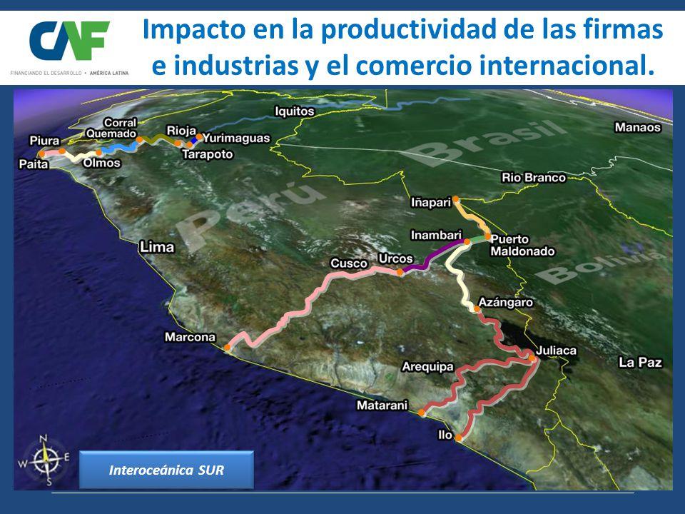 Interoceánica Sur: Perú-Brasil