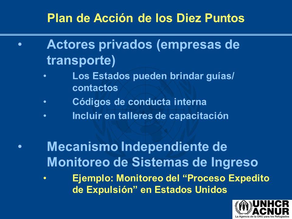 Plan de Acción de los Diez Puntos