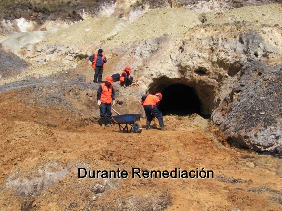 Durante Remediación 60 60