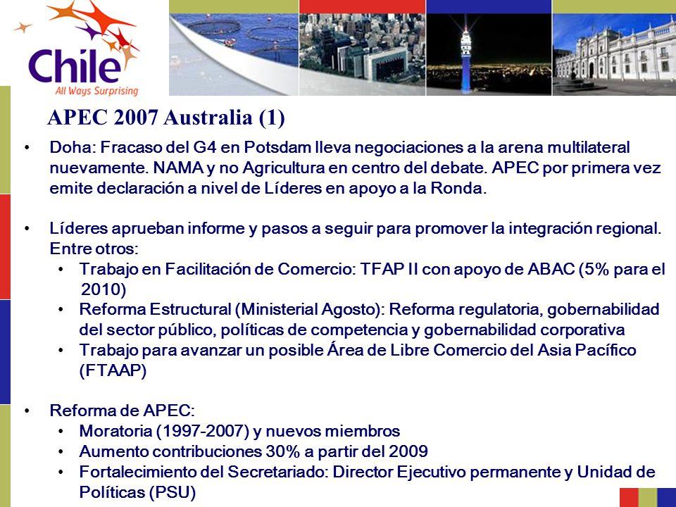 APEC 2007 Australia (1)