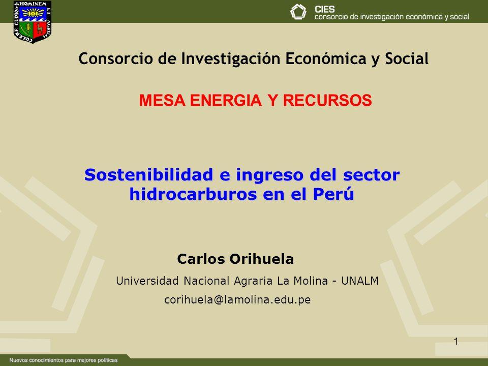 Consorcio de Investigación Económica y Social