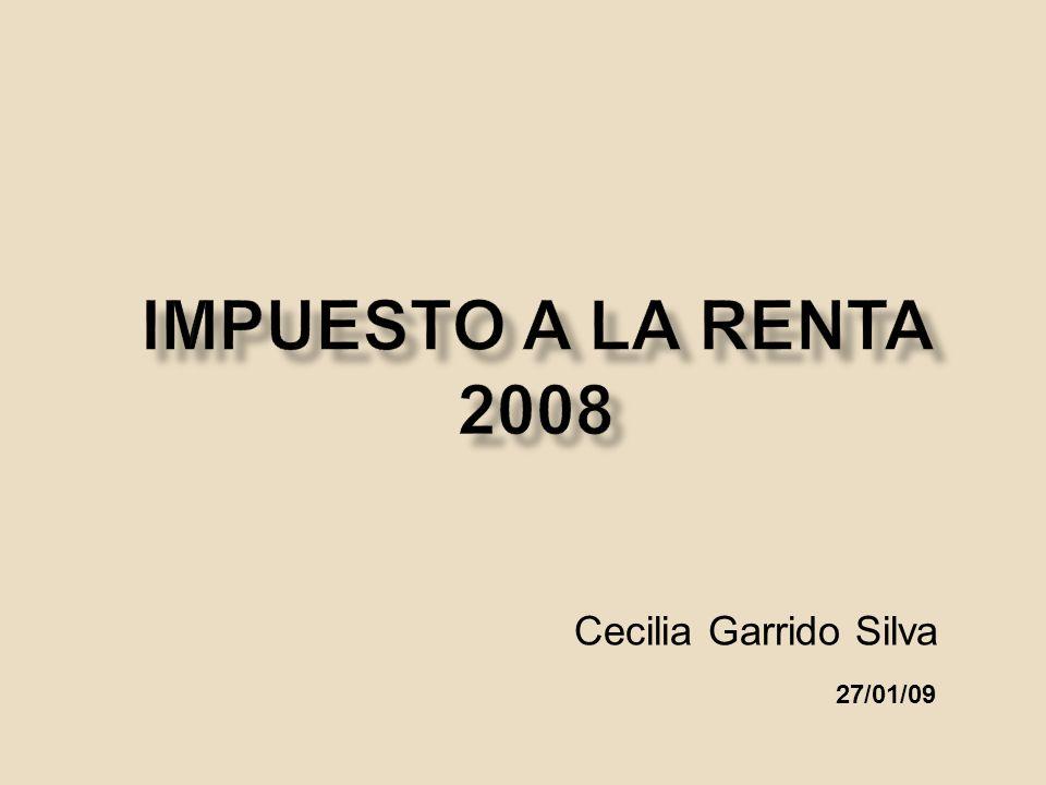 Cecilia Garrido Silva 27/01/09