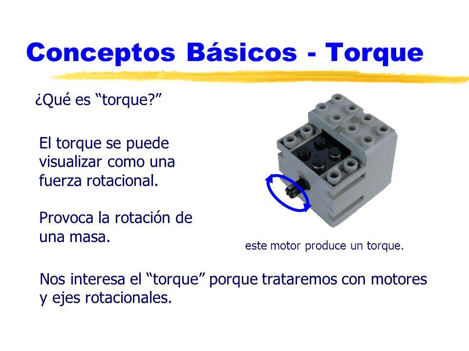 Conceptos Básicos - Torque