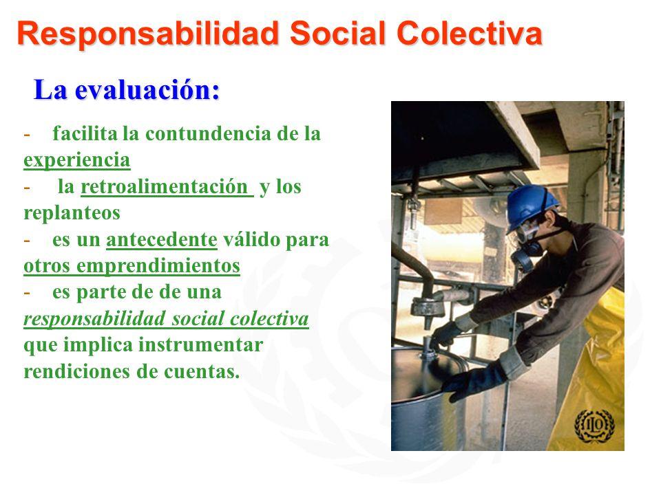 Responsabilidad Social Colectiva