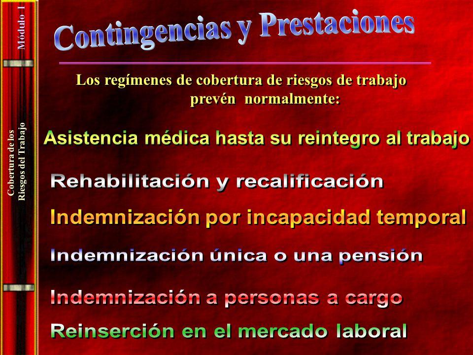 Contingencias y Prestaciones