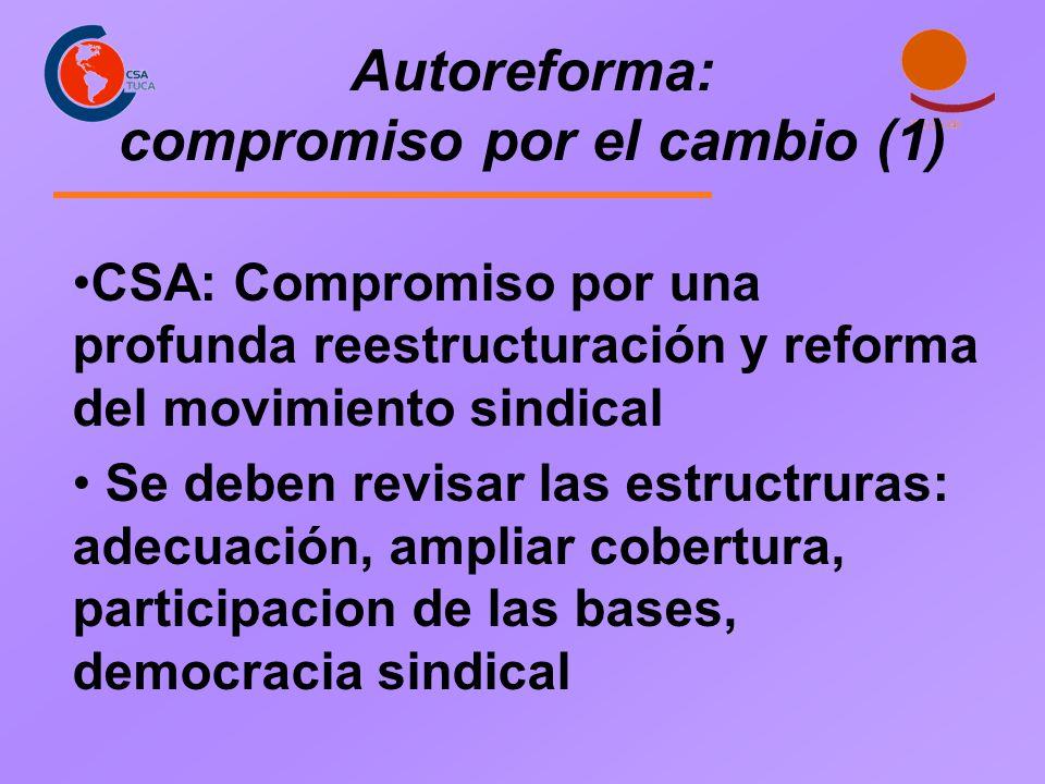Autoreforma: compromiso por el cambio (1)