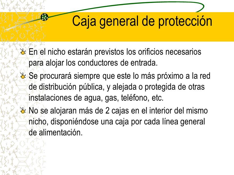 Caja general de protección