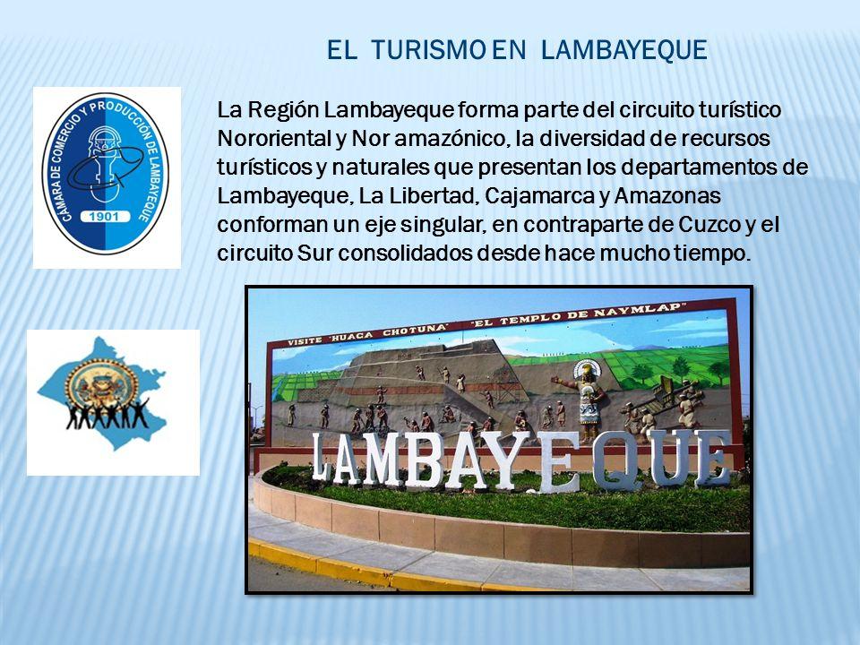EL TURISMO EN LAMBAYEQUE
