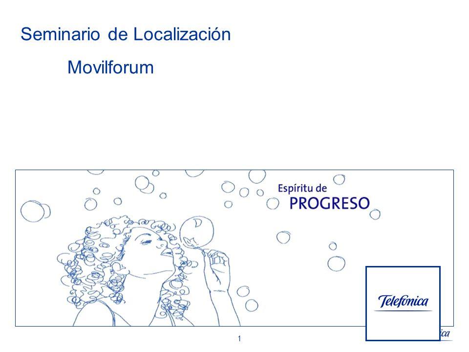 Seminario de Localización