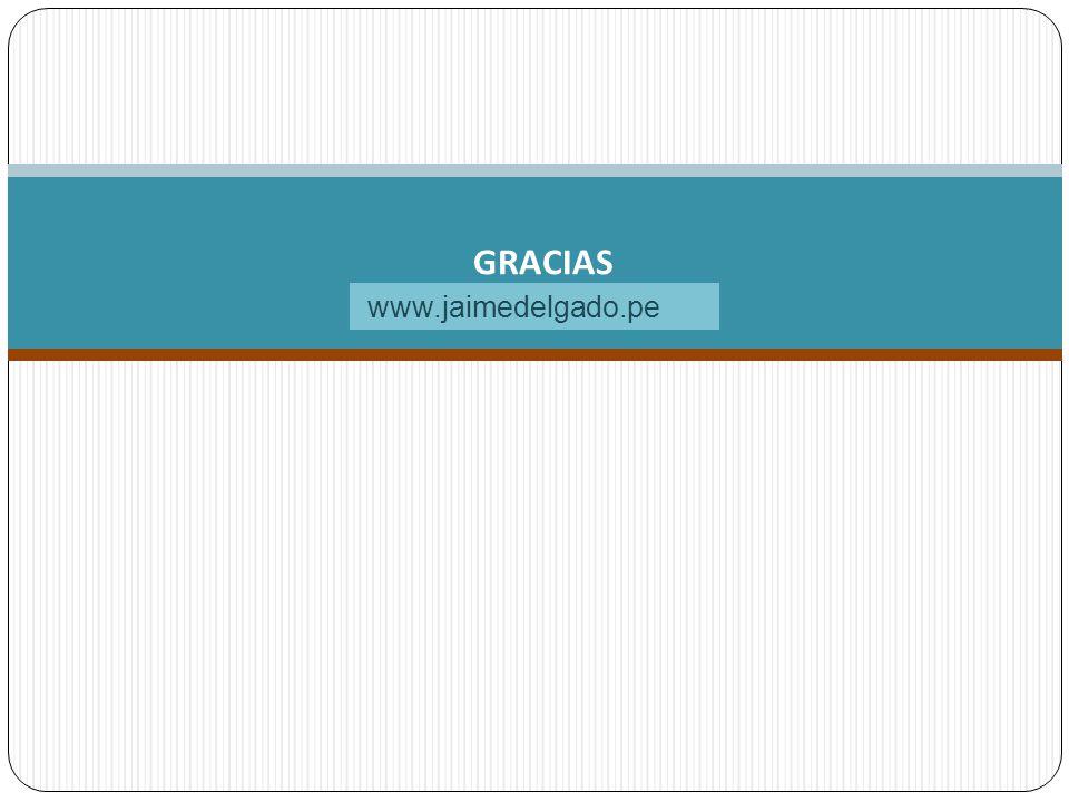 gracias www.jaimedelgado.pe
