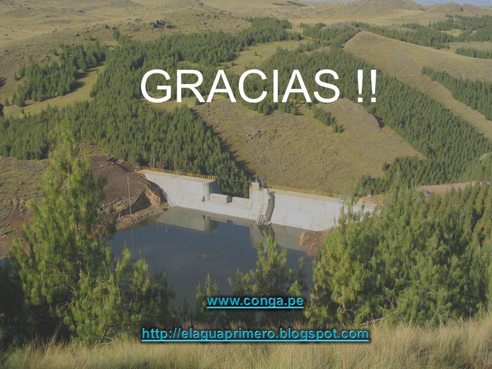 GRACIAS !! www.conga.pe http://elaguaprimero.blogspot.com