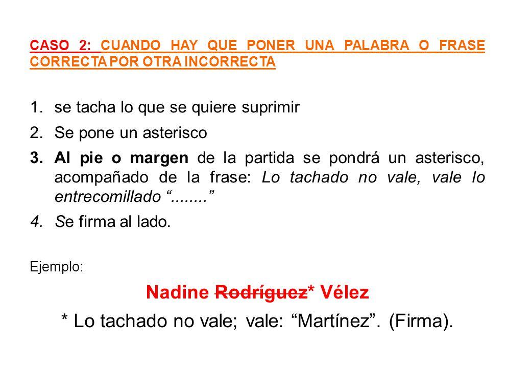 Nadine Rodríguez* Vélez