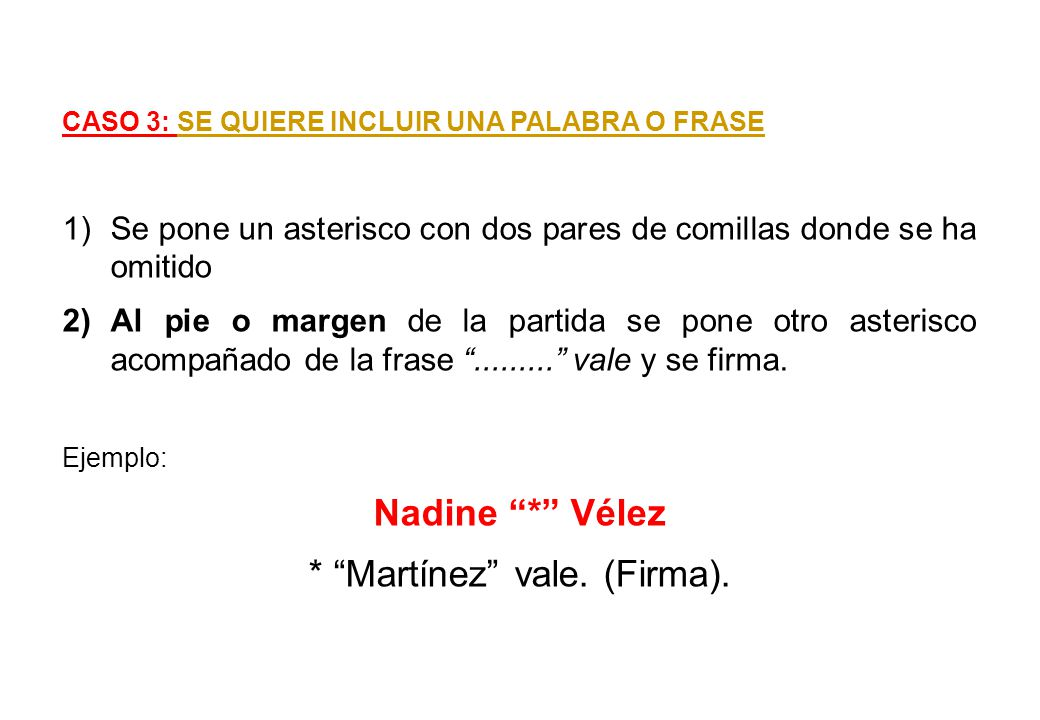 * Martínez vale. (Firma).