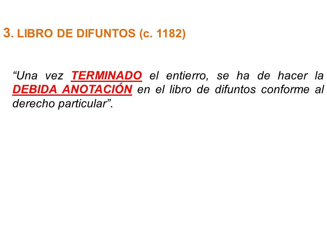 3. LIBRO DE DIFUNTOS (c. 1182)