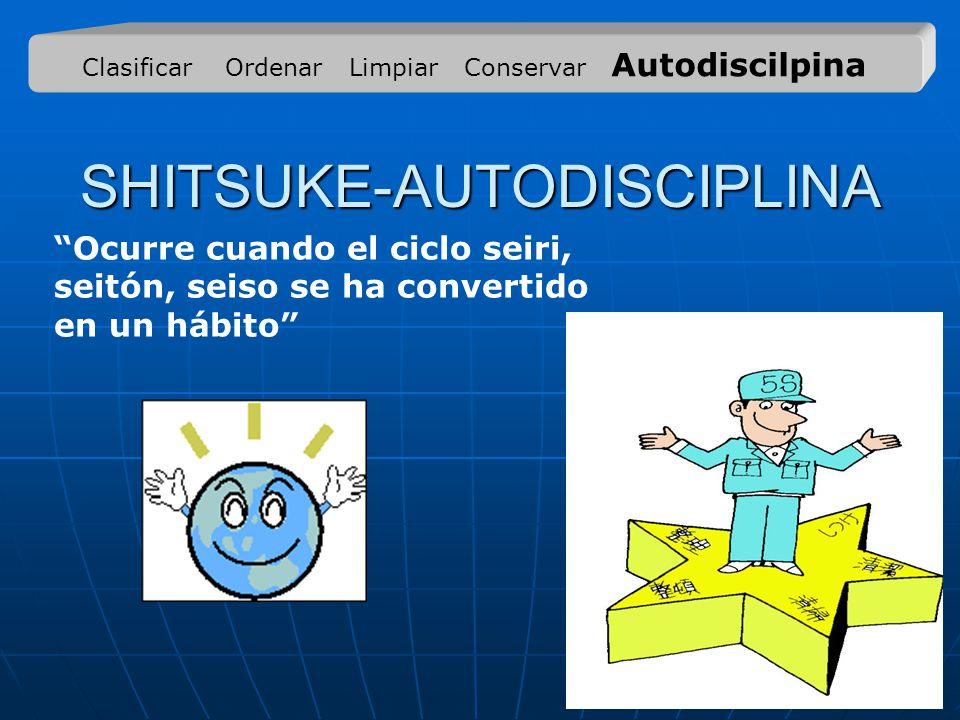 SHITSUKE-AUTODISCIPLINA
