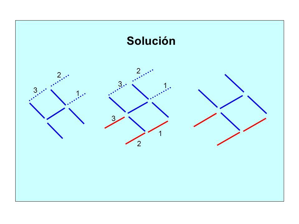Solución 2 2 3 1 3 1 3 1 2