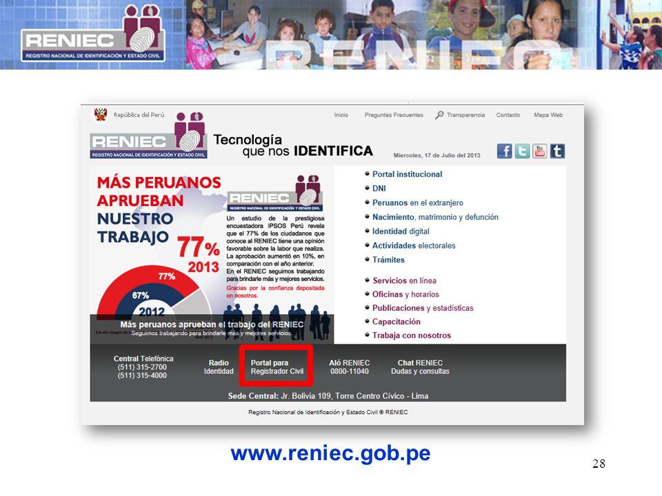 www.reniec.gob.pe