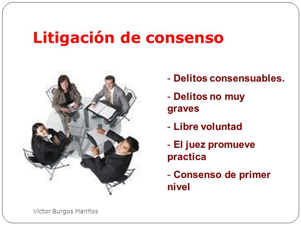 Litigación de consenso