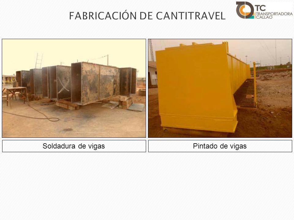 FABRICACIÓN DE CANTITRAVEL