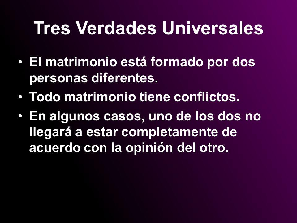 Tres Verdades Universales