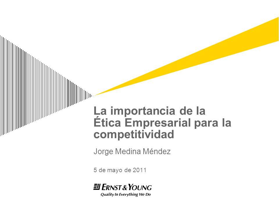 La importancia de la Ética Empresarial para la competitividad