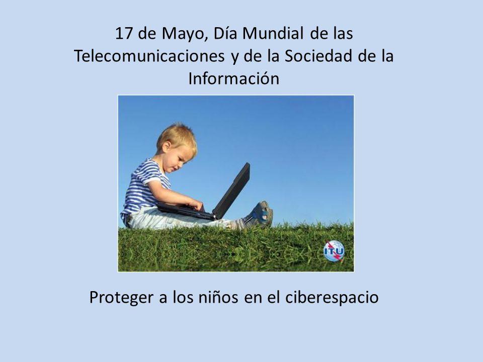 Proteger a los niños en el ciberespacio