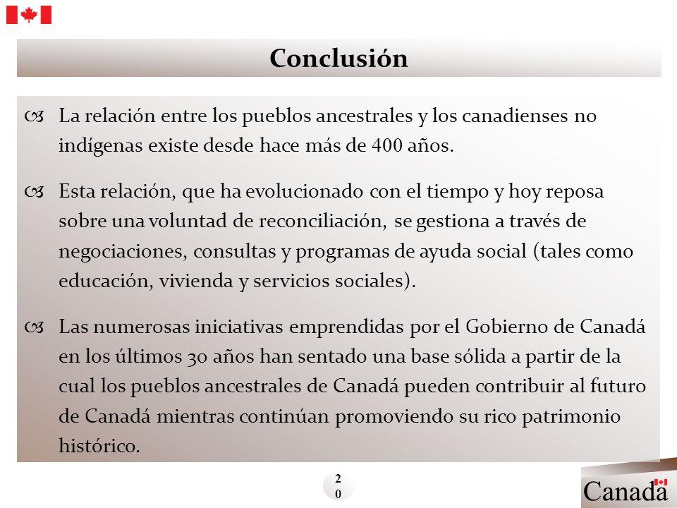 Ministerio de Asuntos Indígenas y del Norte de Canadá