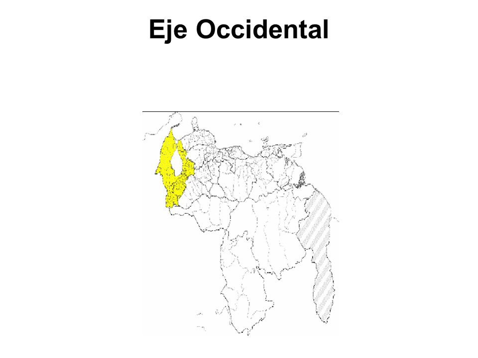 Eje Occidental