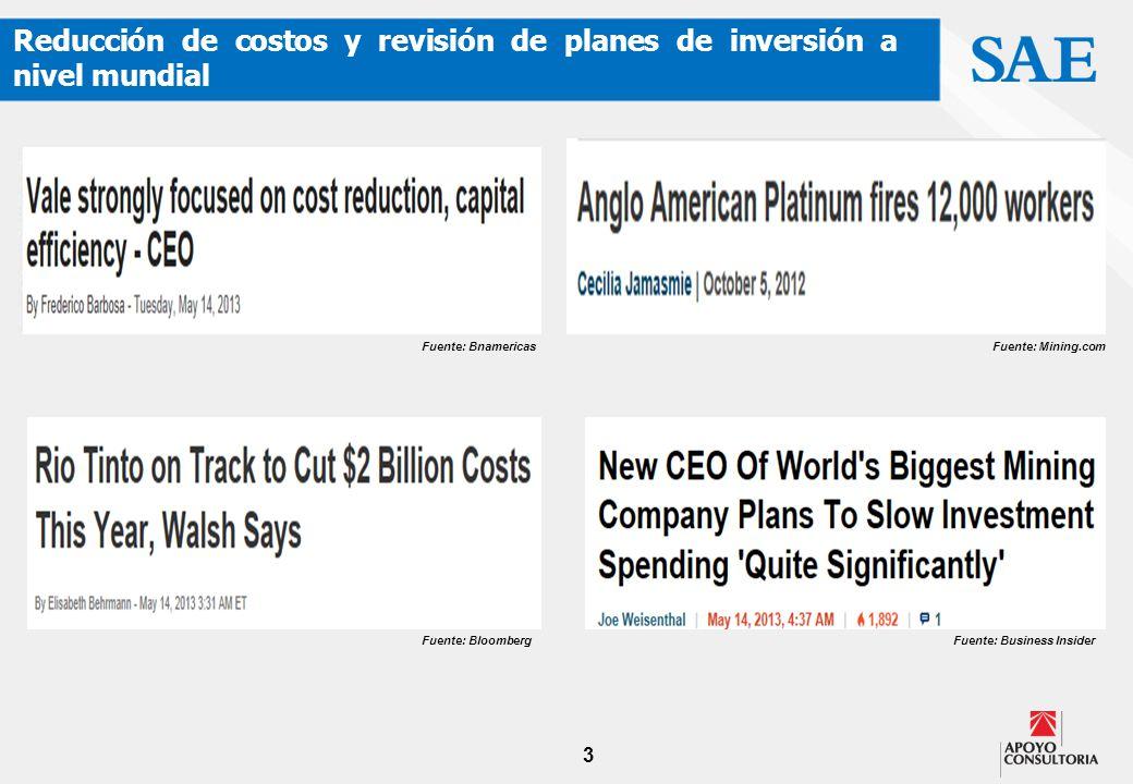 ¿Y en el Perú Fuente: BizNews – 22 de mayo 2013 Fuente: El Comercio