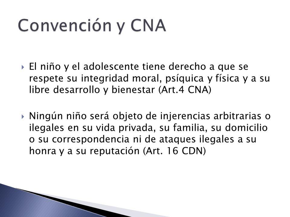 Convención y CNA