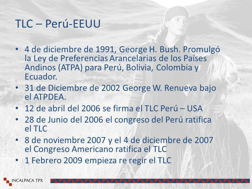 TLC – Perú-EEUU