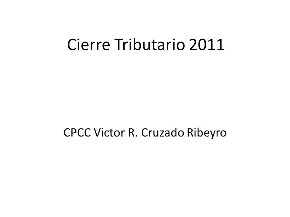 CPCC Victor R. Cruzado Ribeyro