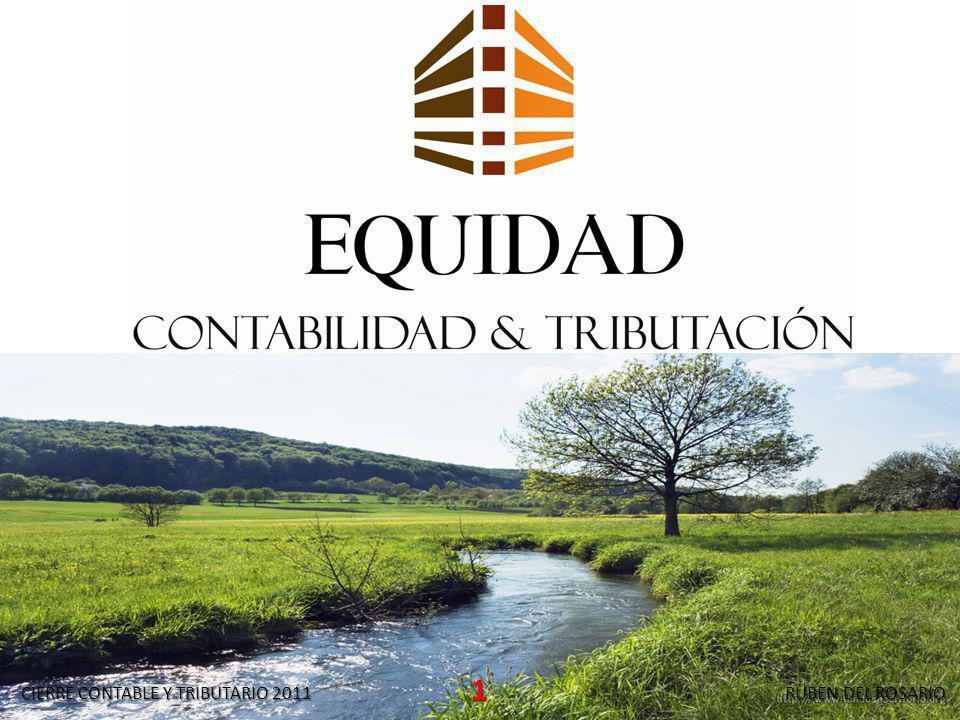 CIERRE CONTABLE Y TRIBUTARIO 2011